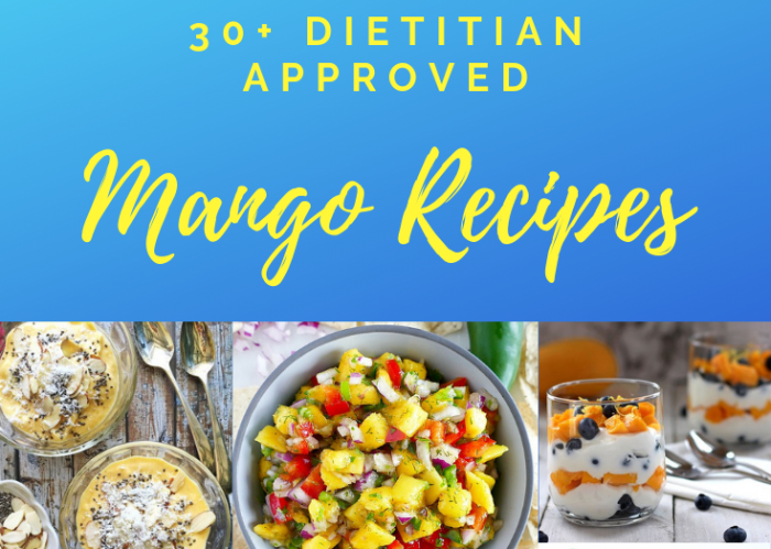 Dietitian Approved Mango Recipes