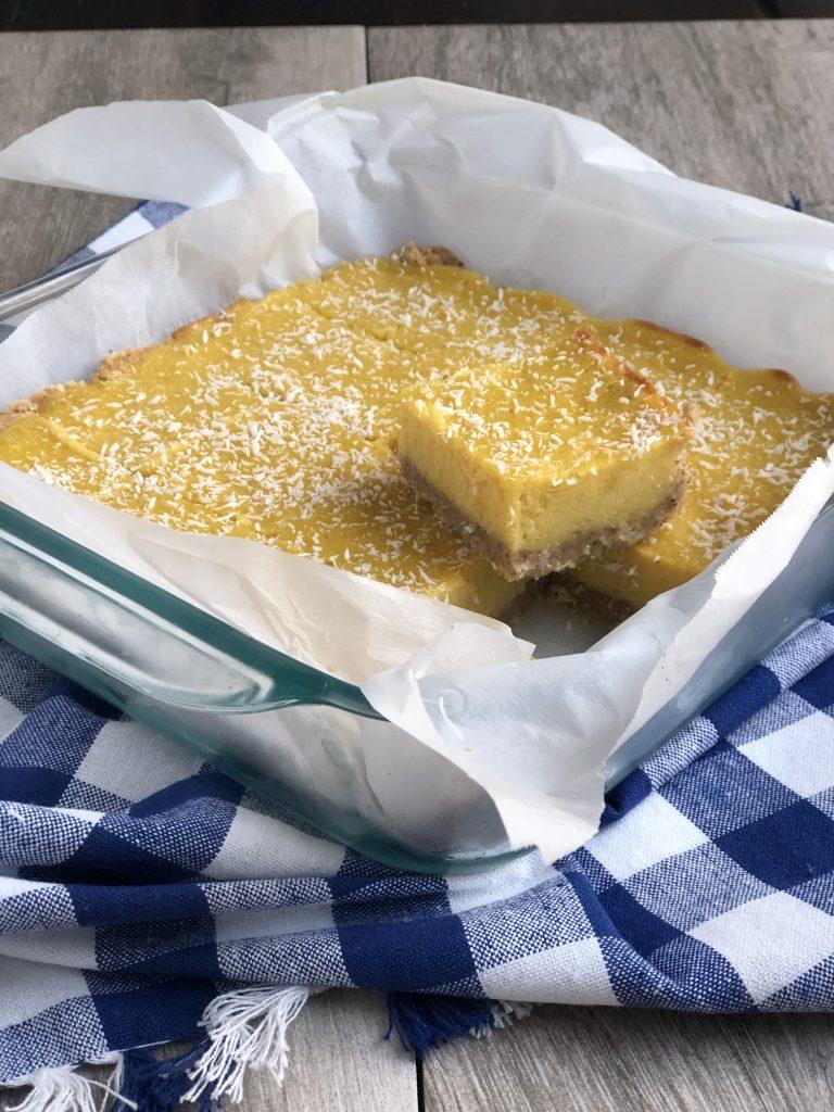 Gluten Free Mango Dessert