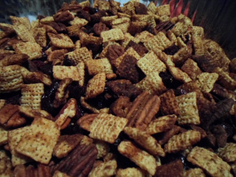 Harvest Chex Mix