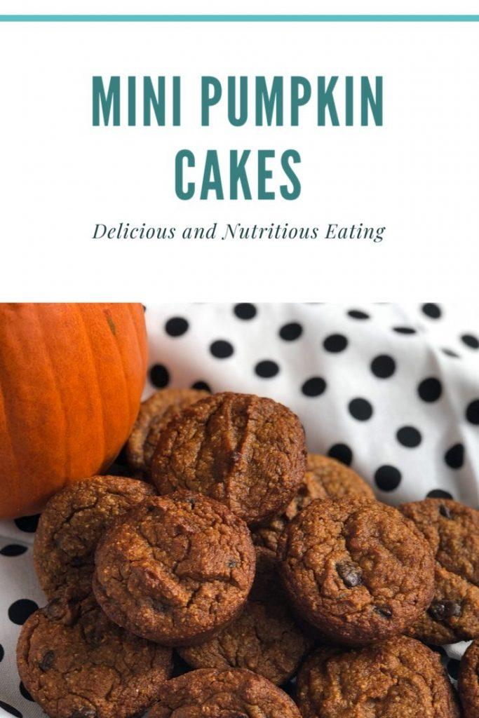 Gluten Free healthy pumpkin cake