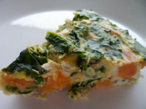 A Healthy and Delicious Fritatta
