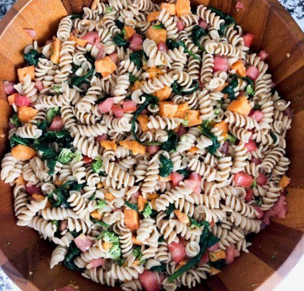Easy and Healthy Pasta Salad