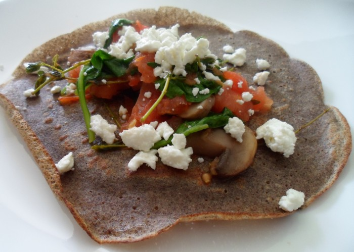 Savory Vegetable Crepes 007