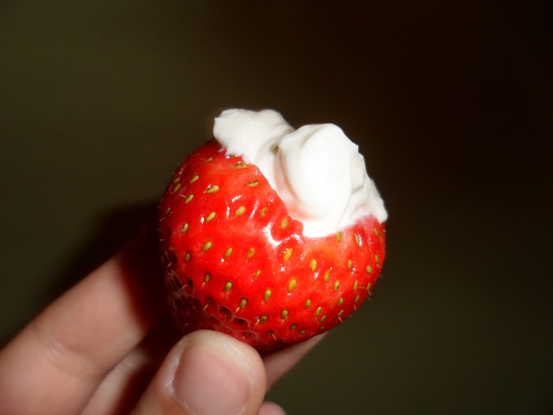 Strawberry Dessert Bites